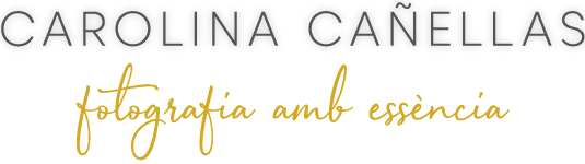 Logotip carolina canellas cabecera web